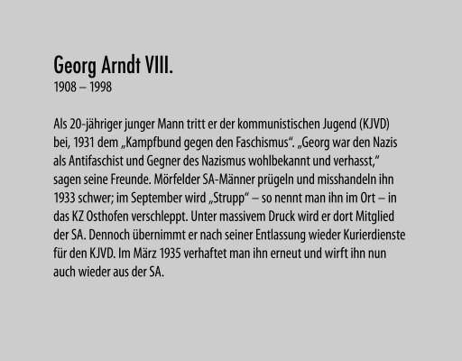 Arndt Georg VIII
