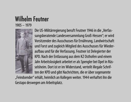 Feutner Wilhelm