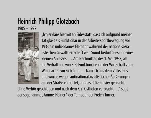 Glotzbach Heinrich Philipp