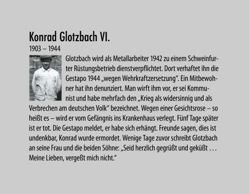 Glotzbach Konrad VI geb. 1903
