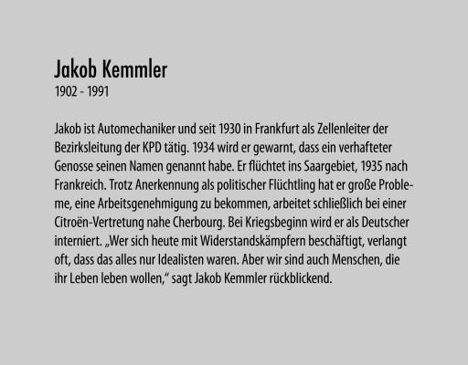 Kemmler Jakob