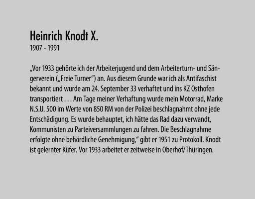 Knodt Heinrich X