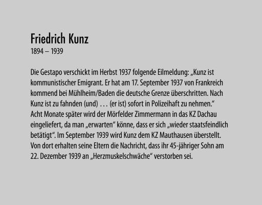 Kunz Friedrich