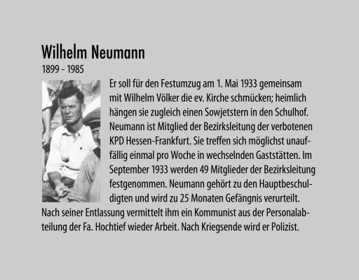 Neumann Wilhelm