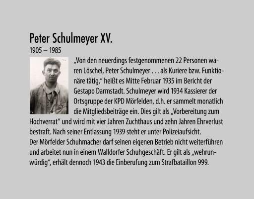 Schulmeyer Peter