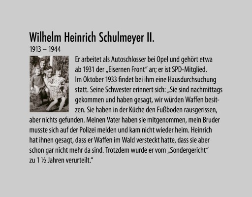 Schulmeyer Wilhelm Heinrich II