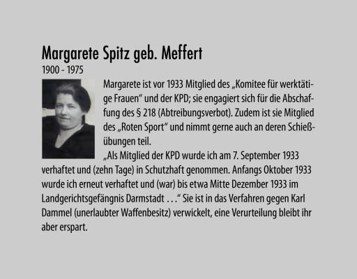 Spitz Margarete