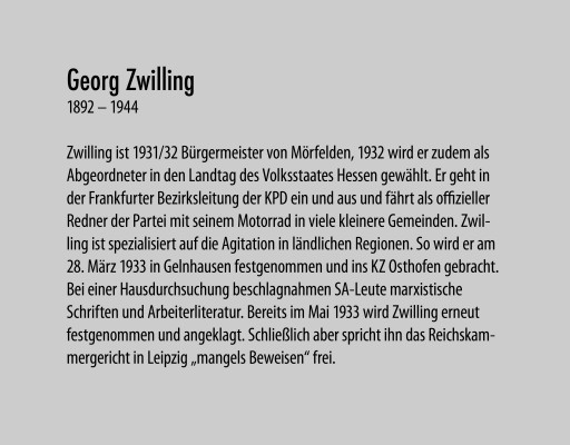 Zwilling Georg